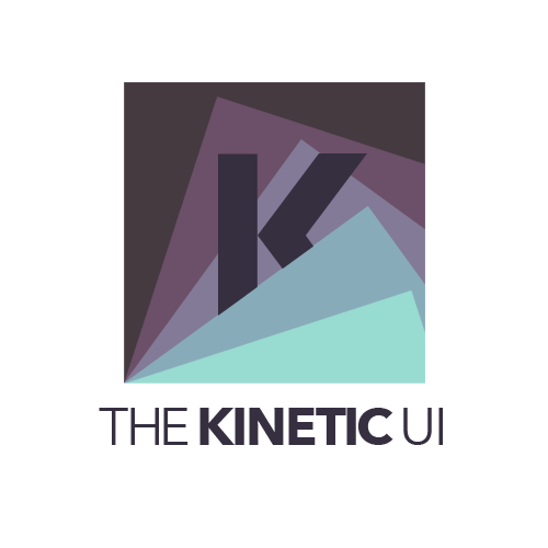 the kinetic ui logo
