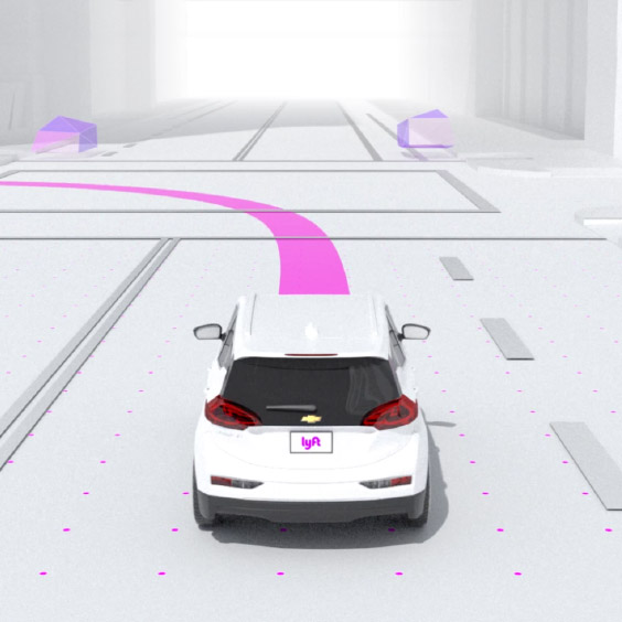 lyft autonomous