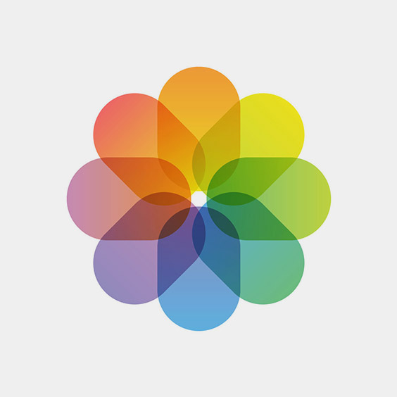 apple photos design