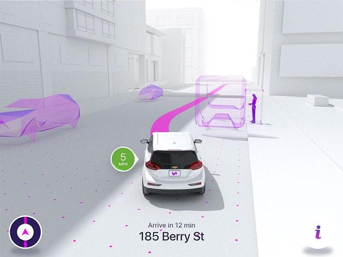 lyft autonomous vision 1