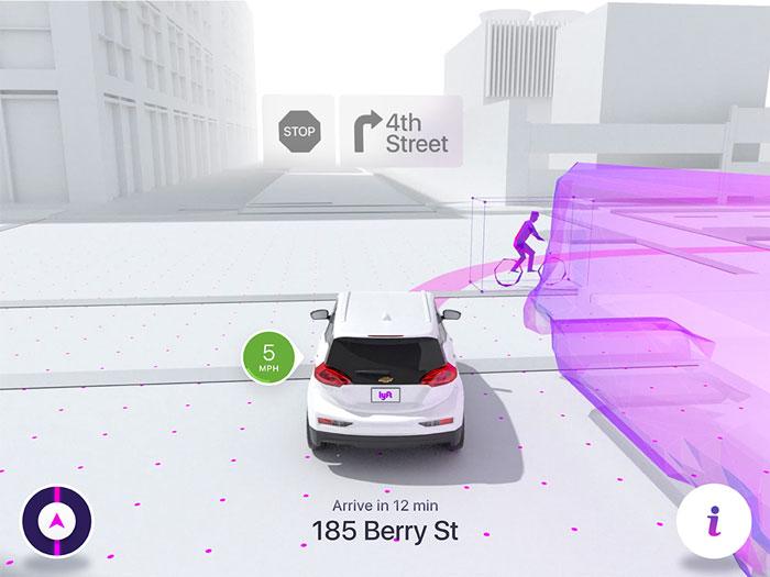 lyft autonomous vision 2